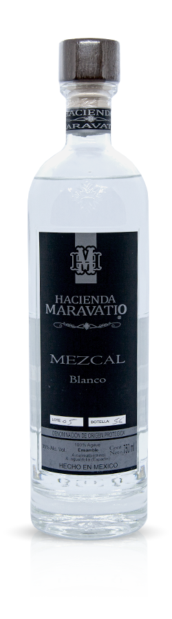 Mezcal Hacienda Maravatio